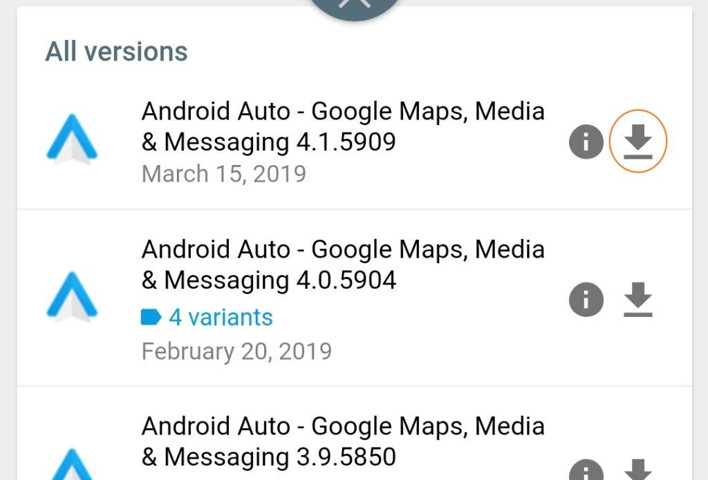 Android Auton asentaminen APK Mirrorista – TekniikkaPenkki
